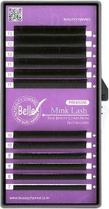 Belle Premium Mink, Volume Eyelash Extensions, L 0.07