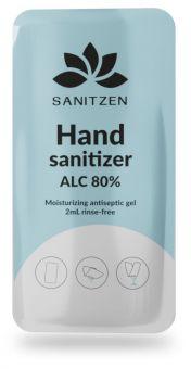 Sanitzen Hand Sanitizer (2mL)